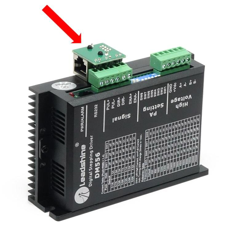 RJ45-Adapter DM556/MC556