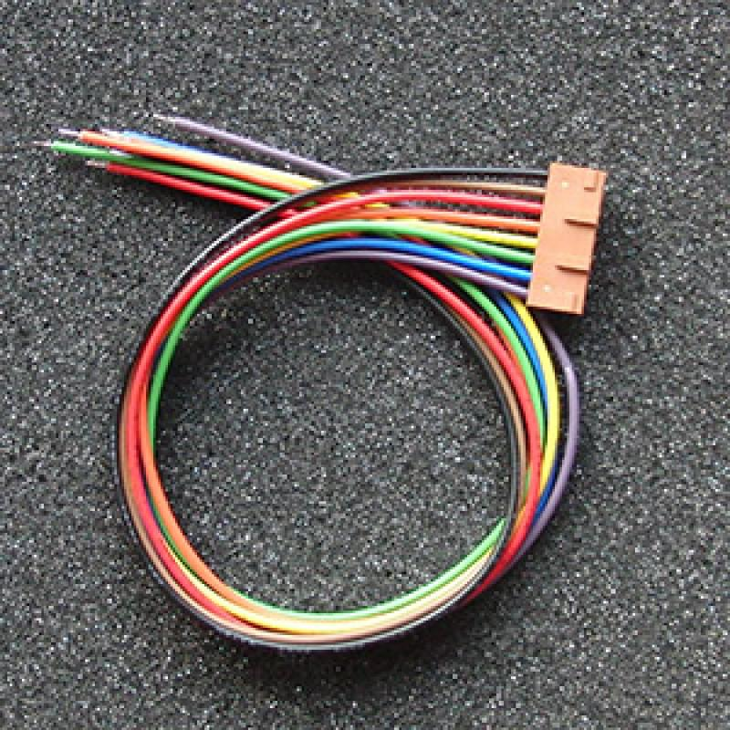 8-pole connector